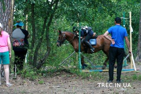 TREC-UA 2017.06.24-25. Полоса препятствий. Фото. Часть 1.