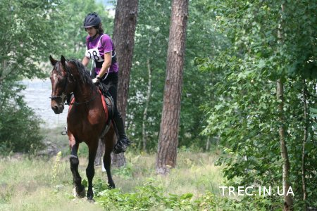 TREC-UA 2017.06.24-25. Полоса препятствий. Фото. Часть 2.