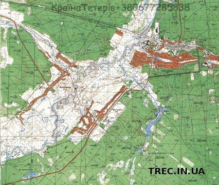 "Змагання з TREC-UA 2017.10.20-22. ""Teteriv Country GRAND TREC"""
