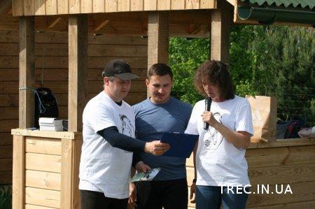 """Rogain в TREC-клубе """"Арион"""" 2019.05.18"""